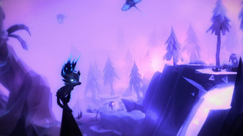 Fe seems to take ideas from Ori and The Blind Forest.