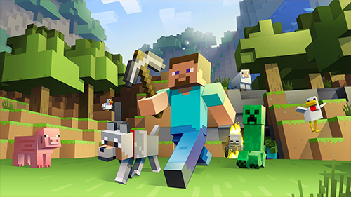 Expect to see Minecraft: The Friendly Update rolling out soon.