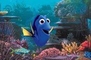 Ellen Degeneres Finds Dory…Again