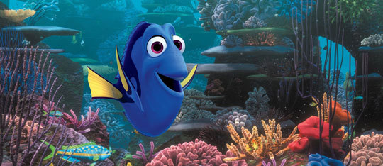 Feature finding dory interview feat