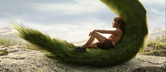 The New Trailer for Pete's Dragon is here!