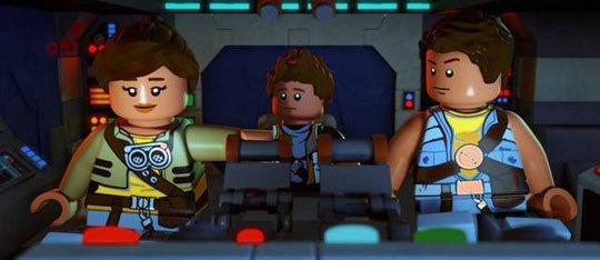Vanessa Lengies Talks LEGO Star Wars: The Freemaker Adventures