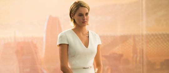 The Divergent Series: Allegiant   Exclusive Clip New Cast