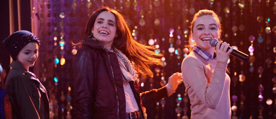 Adventures in Babysitting's Sofia Carson Exclusive Interview