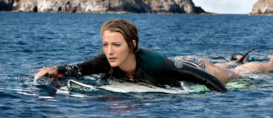 Blake Lively Talks Sharks and The Shallows