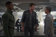 EXCLUSIVE! Jessie T. Usher | Independence Day Resurgence Interview