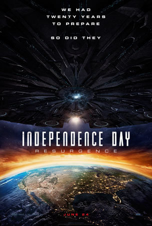 ndependence Day: Resurgence Poster