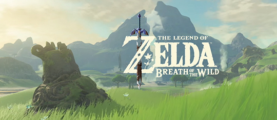 The new title is official, The Legend of Zelda: Breath of The Wild.