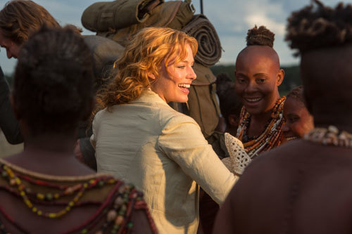 Jane is reunited with members of the tribe she grew up with
