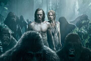 Alexander Skarsgård and Margot Robbie Talk The Legend of Tarzan