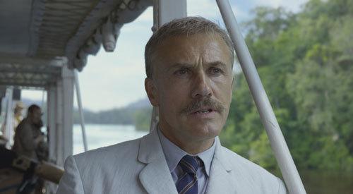 Bad guy Leon Rom (Christof Waltz)