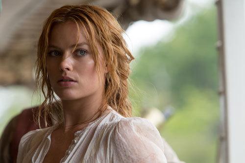 Jane (Margot) plans her escape