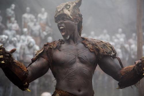 Angry Chief Mbonga