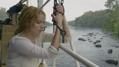 Sad Jane is a prisoner on the ship