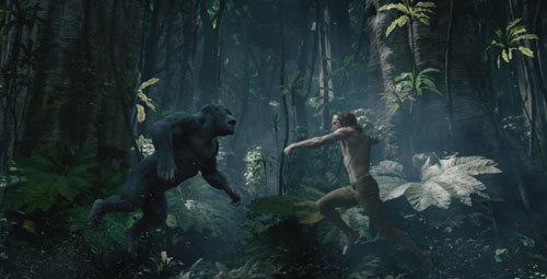 Tarzan must fight his ape brother