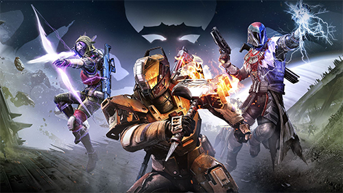 Destiny's last major update was The Taken King, about 9 months ago.