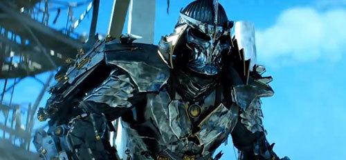 Shredder in costume