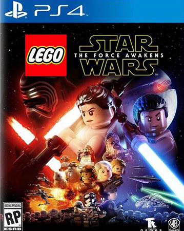 LEGO: Star Wars: The Force Awakens Box Art