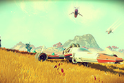 No Man's Sky is finally coming to PS4 and PC.