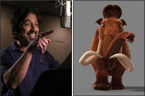 Ray Romano voices Manny