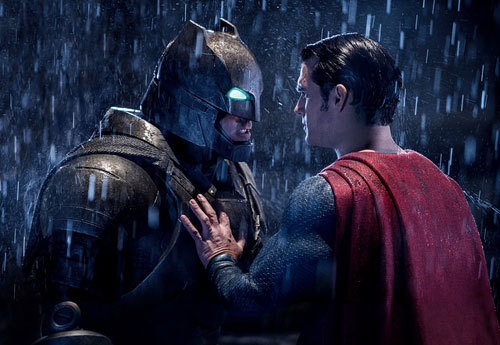 Superman doesn't want to fight Batman