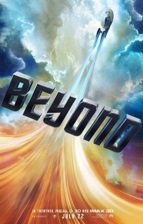 Star Trek Beyond Poster