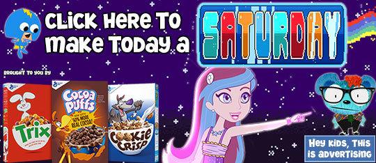 SATUR-YAY-AAAH Cartoons!