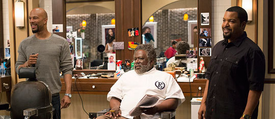 Barbershop: The Next Cut Blu-ray Review