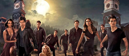 The Vampire Diaries Announces Shows End