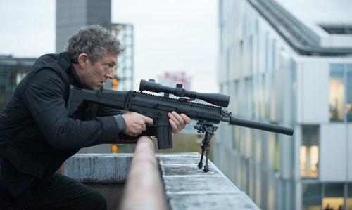 Vincent Cassel plays the killer after Bourne
