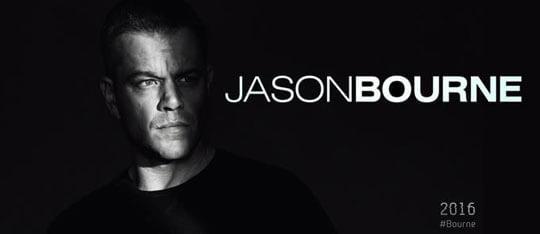 Matt Damon: Back to Bourne