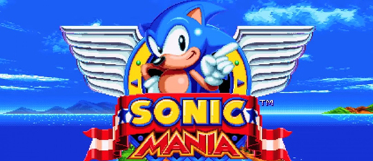 Sonic's coming back in 2017 with a couple of big new games.