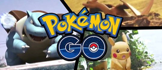 Feature feature pokemon go game
