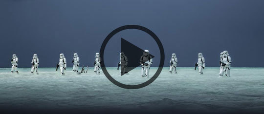 Rogue One: A Star Wars Story Official Trailer!