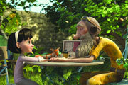 EXCLUSIVE: Mackenzie Foy Meets The Little Prince