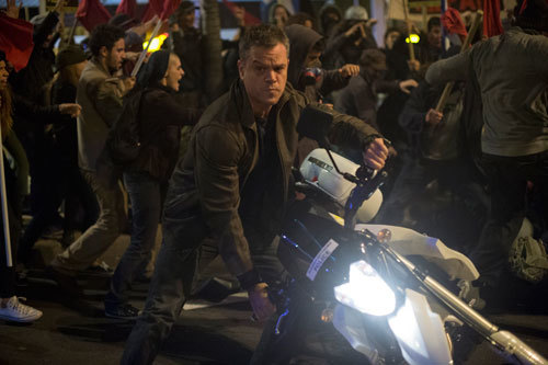 Matt Damon returns to his most iconic role in Jason Bourne