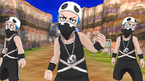 Team Skull is your next headache in Pokémon Sun and Moon