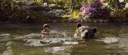Feature the jungle book feat