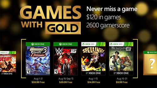 A wide range of games, including a true classic come to Xbox.