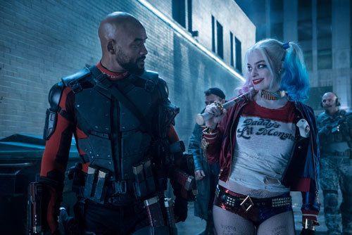 Deadshot gets to know Harley