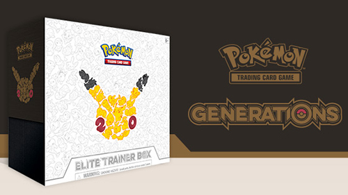 Pokémon's trading game comes back with a classic booster box.