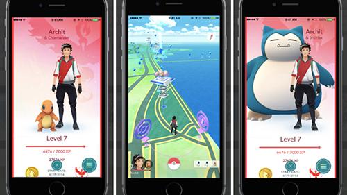 A look at Pokémon Go's Buddy System.
