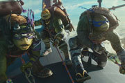 Teenage Mutant Ninja Turtles: Out of the Shadows Blu-ray Review