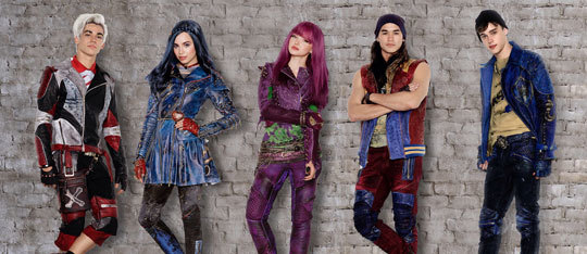 DESCENDANTS 2 | First Look