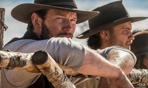 Chris Pratt as Josh Faraday