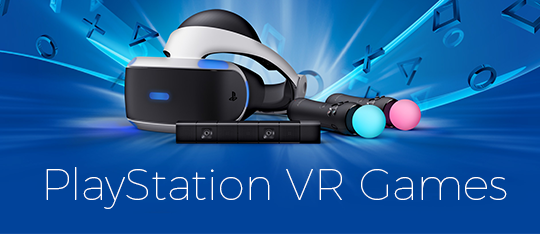 Check out which games we're most excited for on PlayStation VR.