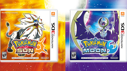 Pokémon Sun and Moon are coming soon to the Nintendo 3DS.