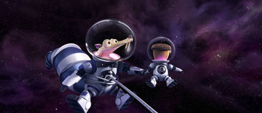 Ice Age: Collision Course Exclusive Clip | How Fast is Scrat?