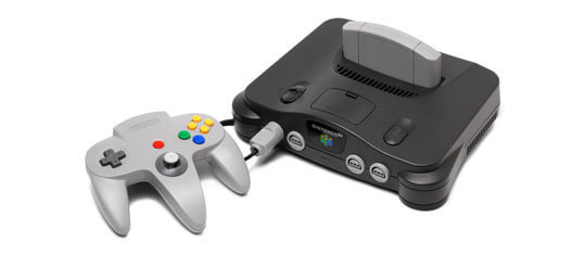 Feature nintendo 64 feat