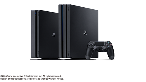 The PlayStation 4 Slim and PlayStation 4 Pro will be the next pair of consoles to hit the shelves.